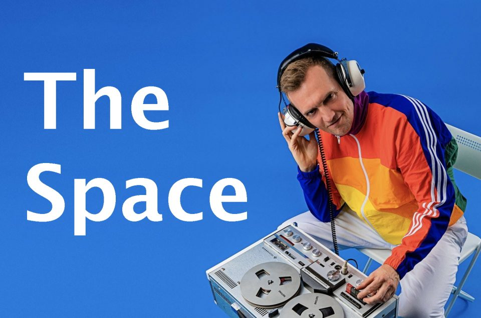"""New Song """"The Space"""""""